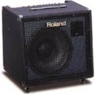 Musical Instruments - Keyboard Amplifier Rolland KC 550