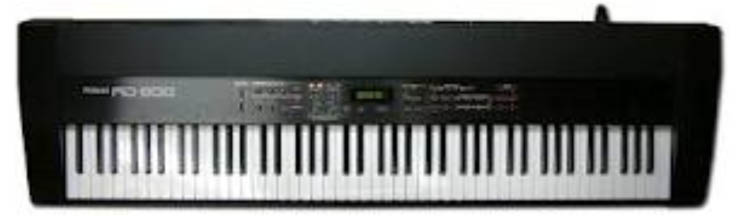 Musical Instruments - Keyboard Rolland RD600