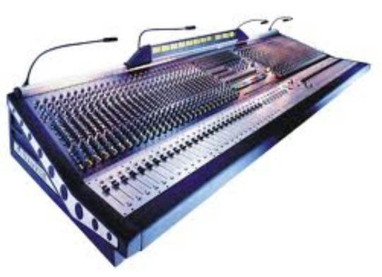 Consoles Soundcraft MH4